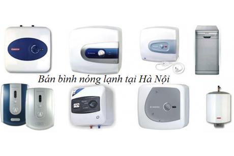 bán bình nóng lạnh cũ tại Hà Nội