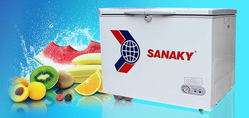 Tủ đông Sanaky chất lượng như thế nào