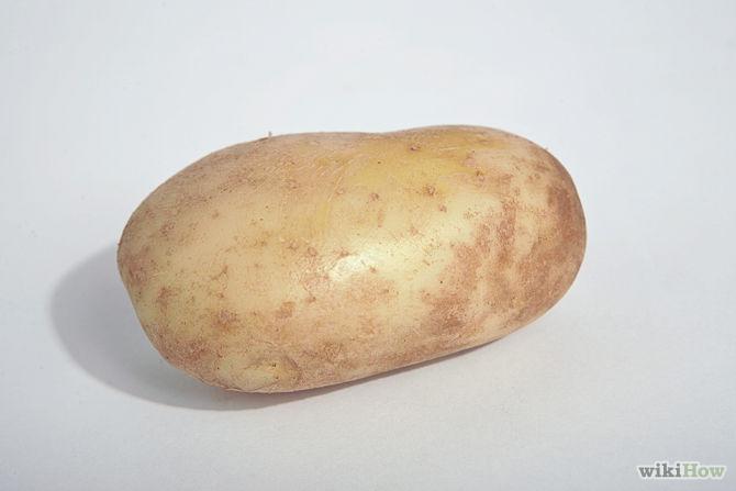 Làm anten khoai tây giúp tín hiệu tivi mạnh hơn gấp đôi1