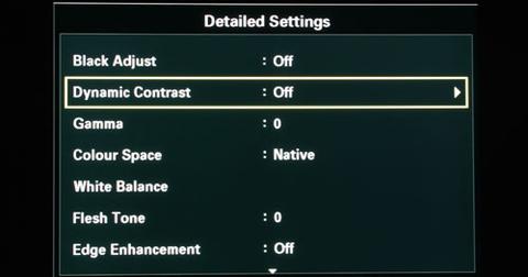 Các bước chỉnh màu tivi đơn giản3