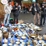 """Săn hàng """"khủng"""" ở chợ đồ cũ Hà thành"""