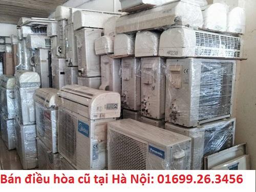 bán điều hòa cũ tại Hà Nội