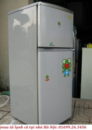 mua tủ lạnh cũ tại nhà Hà Nội