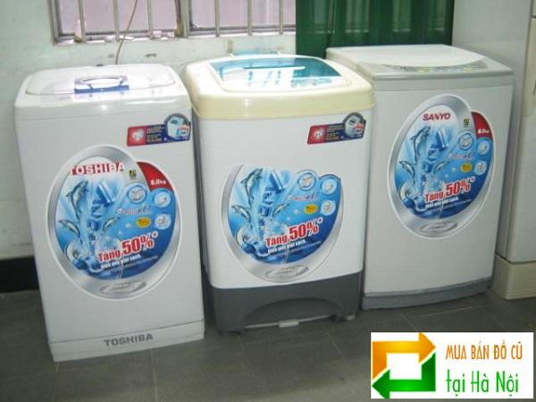 bán máy giặt cũ tại Hà Nội giá rẻ