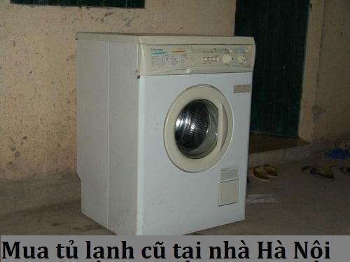 mua máy giặt cũ tại nhà Hà Nội