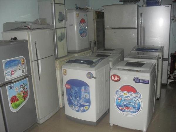 bán máy giặt cũ tại Hà Nội