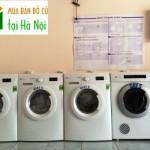 Trung tâm mua bán máy giặt cũ tại Hà Nội