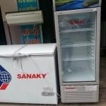 Kinh nghiệm chọn mua tủ mát, tủ cấp đông cũ