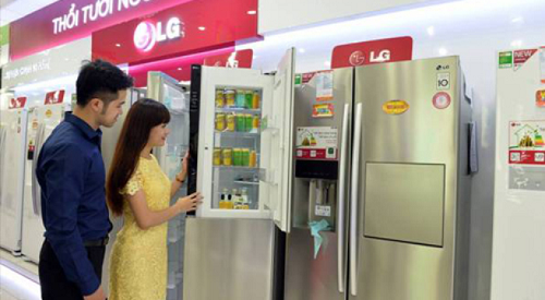 kiểm tra các bộ phận để mua tủ lạnh cũ tốt