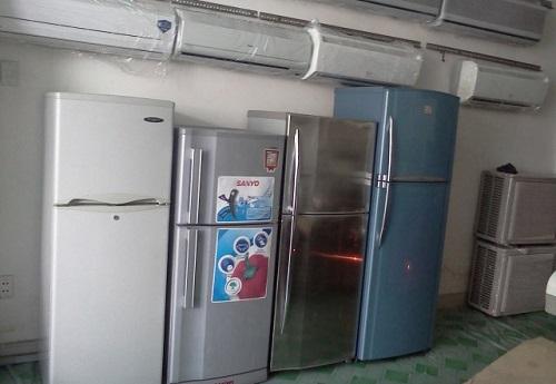 mua tủ lạnh cũ